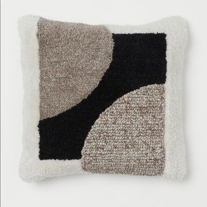 Wool Blend Cushion Cover